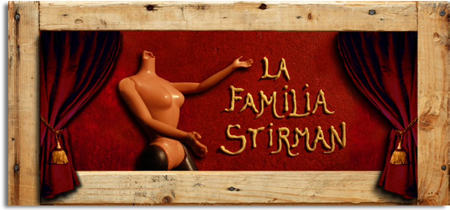 La familia stirman